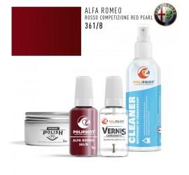 361/B ROSSO COMPETIZIONE RED PEARL Alfa Romeo
