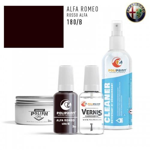 Stylo Retouche Alfa Romeo 180/B ROSSO ALFA