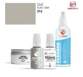 Stylo Retouche Seat B9A BLANC CANDY