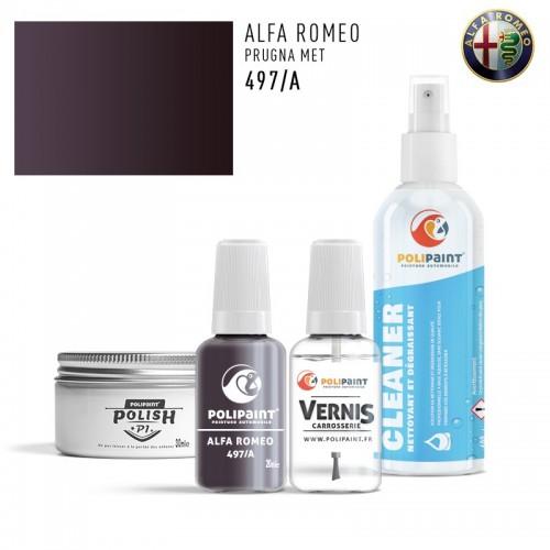 Stylo Retouche Alfa Romeo 497/A PRUGNA MET