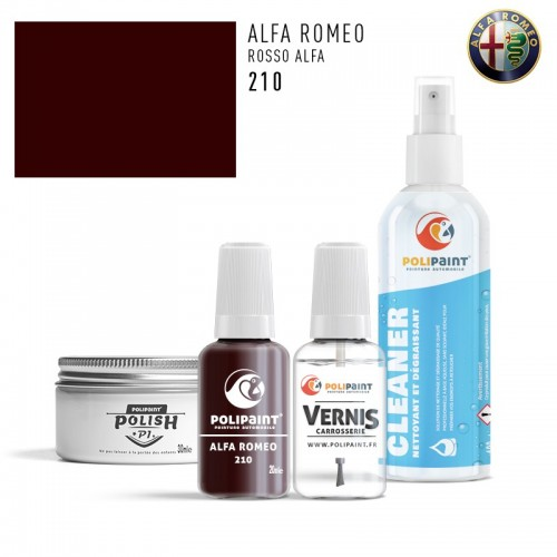 Stylo Retouche Alfa Romeo 210 ROSSO ALFA