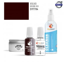 S97784 BROWN RED Volvo