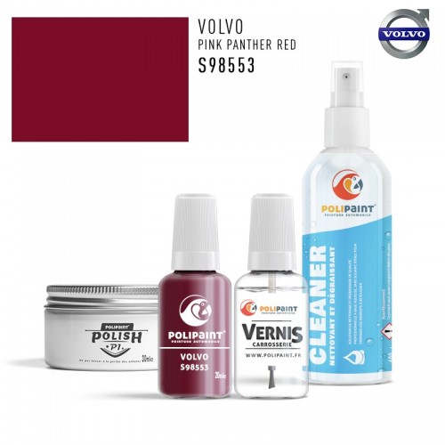 Stylo Retouche Volvo S98553 PINK PANTHER RED