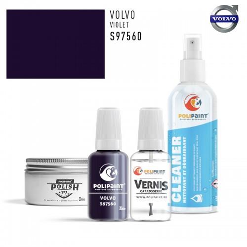 Stylo Retouche Volvo S97560 VIOLET