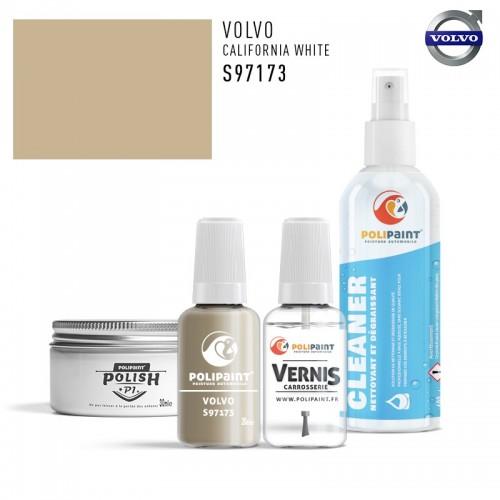 Stylo Retouche Volvo S97173 CALIFORNIA WHITE