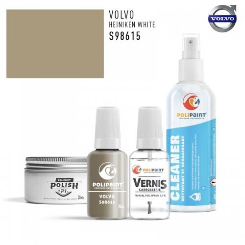 Stylo Retouche Volvo S98615 HEINIKEN WHITE