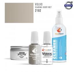 2102 SEARING IVORY MET Volvo