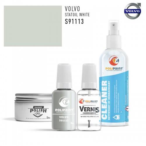 Stylo Retouche Volvo S91113 STATOIL WHITE