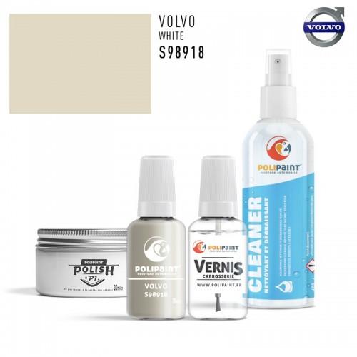 Stylo Retouche Volvo S98918 WHITE