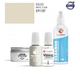 S91107 WHITE CLEAN Volvo