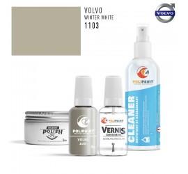 1103 WINTER WHITE Volvo