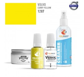 1207 CURRY YELLOW Volvo