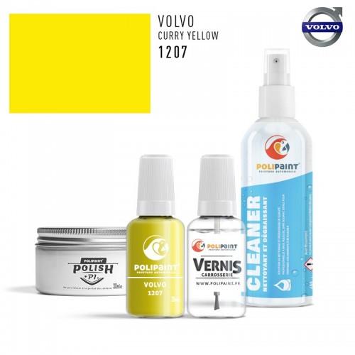 Stylo Retouche Volvo 1207 CURRY YELLOW