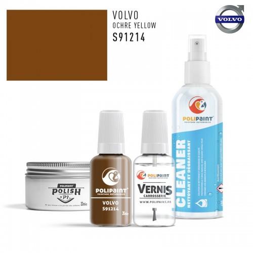 Stylo Retouche Volvo S91214 OCHRE YELLOW