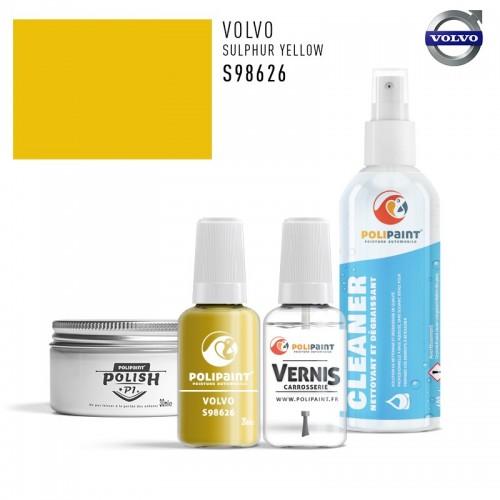 Stylo Retouche Volvo S98626 SULPHUR YELLOW
