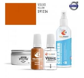 S91234 YELLOW Volvo