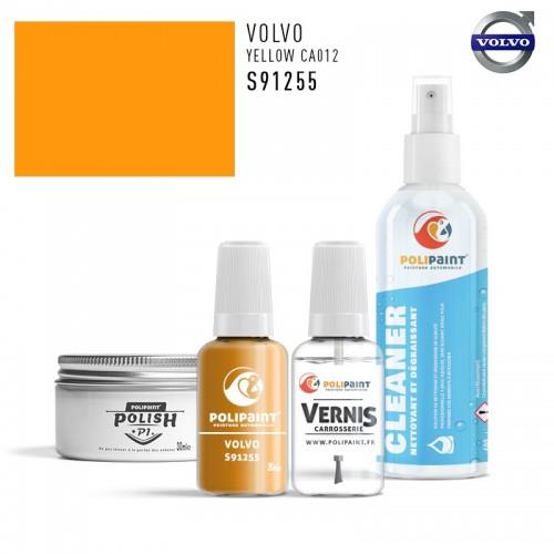 Stylo Retouche Volvo S91255 YELLOW CA012