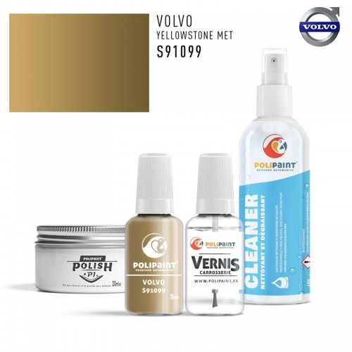 Stylo Retouche Volvo S91099 YELLOWSTONE MET