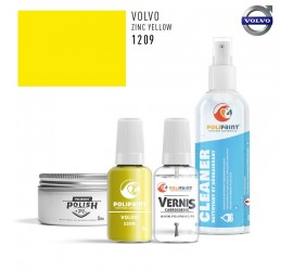 1209 ZINC YELLOW Volvo