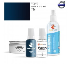 706 OCEAN BLUE II MET Volvo