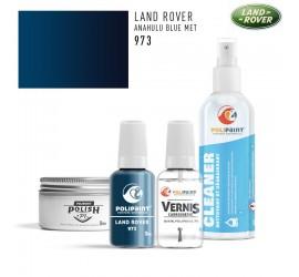 973 ANAHULU BLUE MET Land Rover