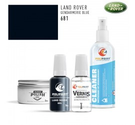 681 GENDARMERIE BLUE Land Rover