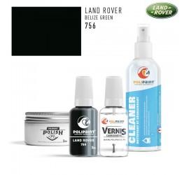756 BELIZE GREEN Land Rover