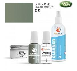 2207 GRASMERE GREEN MET Land Rover