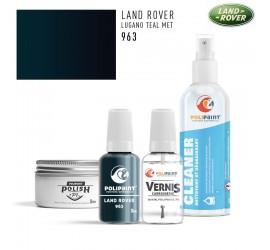 963 LUGANO TEAL MET Land Rover