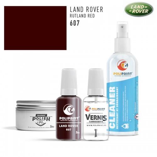 Stylo Retouche Land Rover 607 RUTLAND RED