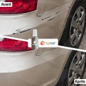 Stylo Retouche Land Rover 1AC INDUS SILVER MET