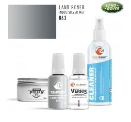 863 INDUS SILVER MET Land Rover
