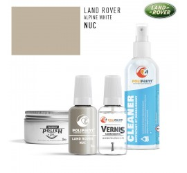 NUC ALPINE WHITE Land Rover