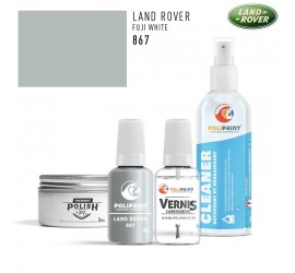 867 FUJI WHITE Land Rover
