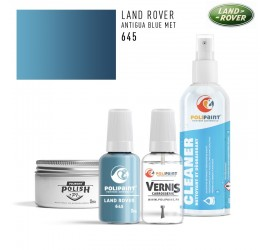 645 ANTIGUA BLUE MET Land Rover