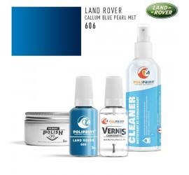 606 CALLUM BLUE PEARL MET Land Rover