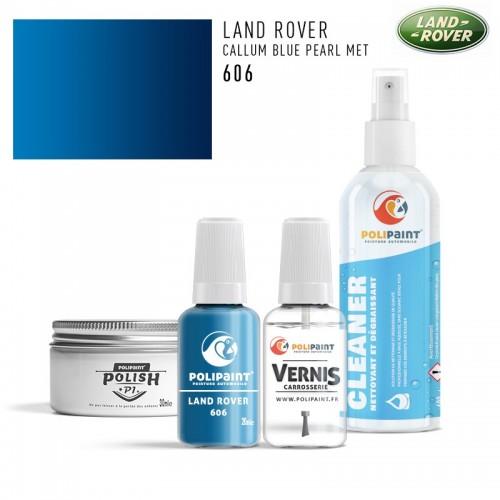 Stylo Retouche Land Rover 606 CALLUM BLUE PEARL MET