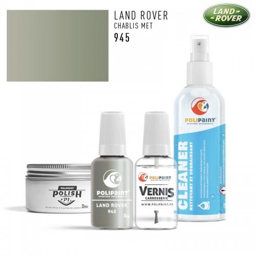 Stylo Retouche Land Rover 945 CHABLIS MET