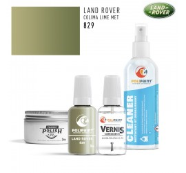 829 COLIMA LIME MET Land Rover