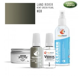 HEX KENT GREEN PEARL Land Rover