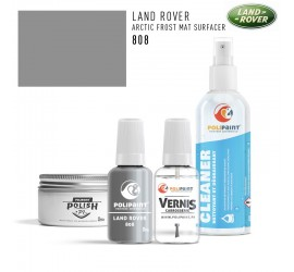 808 ARCTIC FROST MAT SURFACER Land Rover
