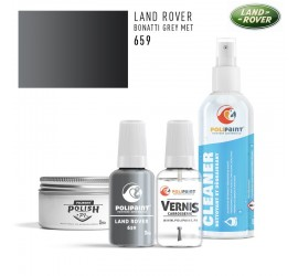 659 BONATTI GREY MET Land Rover