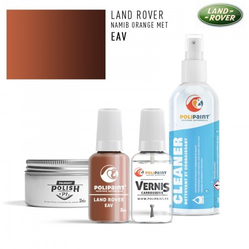 Stylo Retouche Land Rover EAV NAMIB ORANGE MET