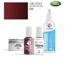CDX ALVESTON RED MICA Land Rover