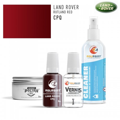 Stylo Retouche Land Rover CPQ RUTLAND RED