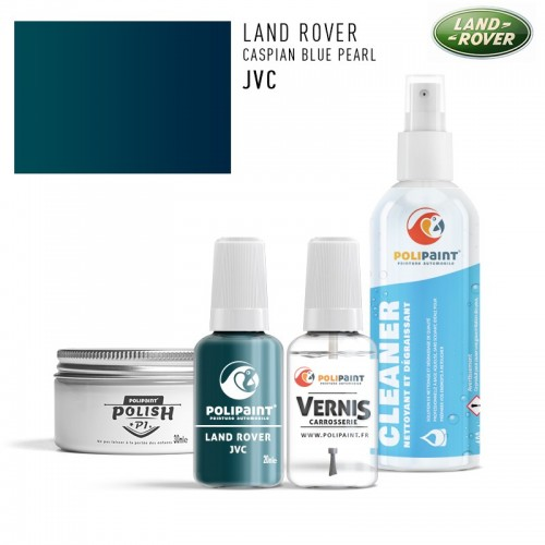 Stylo Retouche Land Rover JVC CASPIAN BLUE PEARL