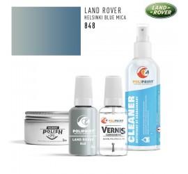 848 HELSINKI BLUE MICA Land Rover