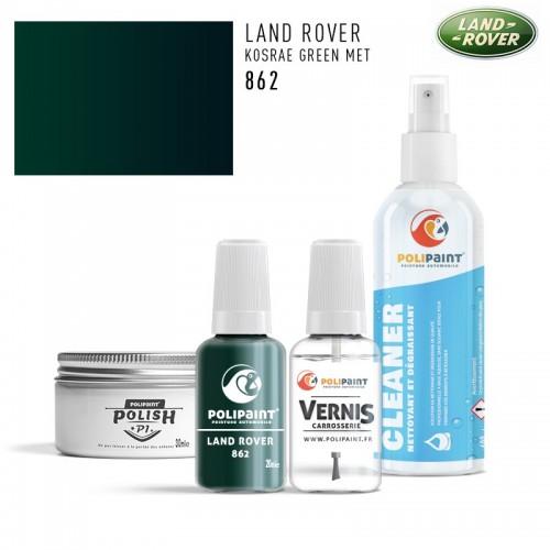 Stylo Retouche Land Rover 862 KOSRAE GREEN MET