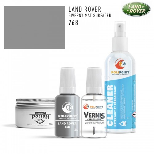 Stylo Retouche Land Rover 768 GIVERNY MAT SURFACER