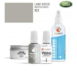 922 WHISTLER WHITE Land Rover